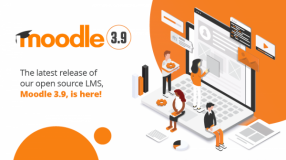 logo Moodle 3.9 release