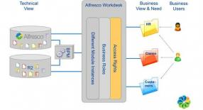 Alfresco Case Management